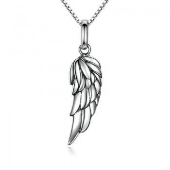 Колие с Ангелско крило