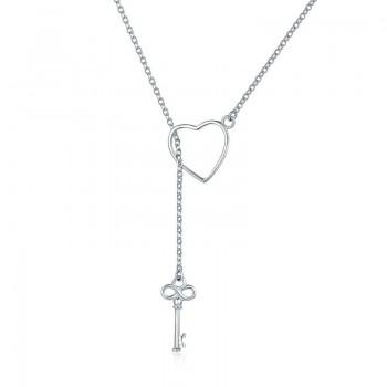 """Колие """"Ключът от моето сърце"""""""