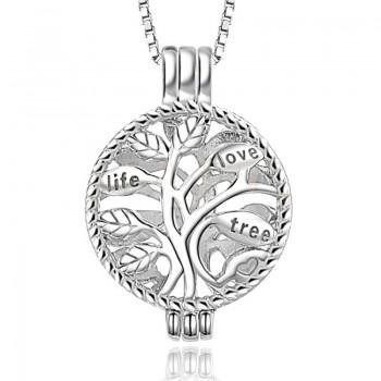 Медальон за перла - Дървото на живота